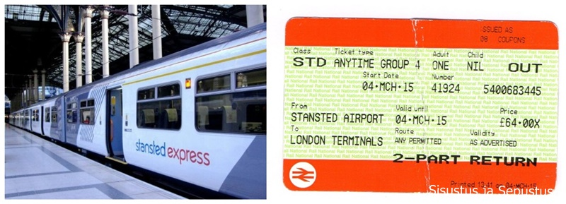 standsted express